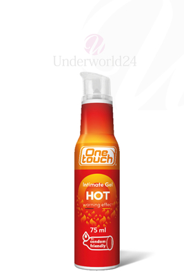 ONETOUCH HOT Gleitgel