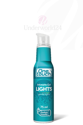 ONETOUCH LIGHTS Gleitgel