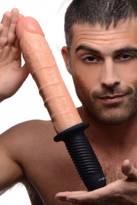 Onslaught XL Vibrator mit Griff